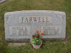 Myrtle Eletha <I>Norris</I> Farwell