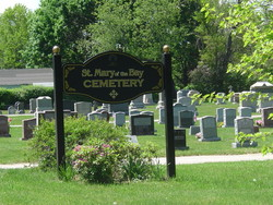 Saint Mary of the Bay Cemetery