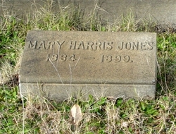 Mary <I>Harris</I> Jones