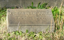 Dr D. Chandler Jones