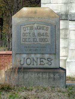 Otis Smith Jones