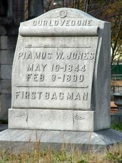 Piamus W. Jones
