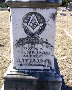 Maj Edward Burleson, Jr