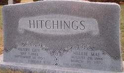Nellie Mae <I>Wimbley</I> Hitchings