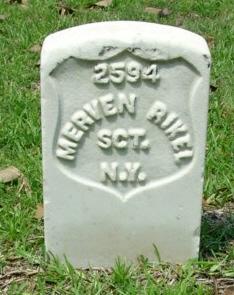 Sgt Merven Rikel