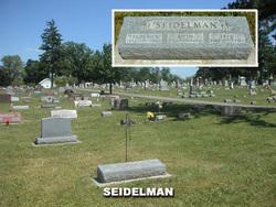 "Frederick George ""Buddy"" Seidelman Jr."