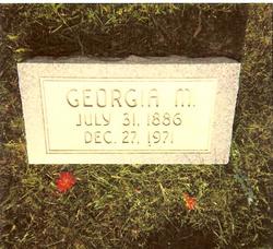 Georgia M. <I>Campbell</I> Bottorff