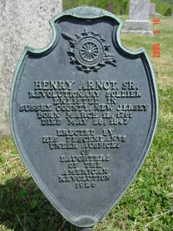 Henry Arnot, Sr