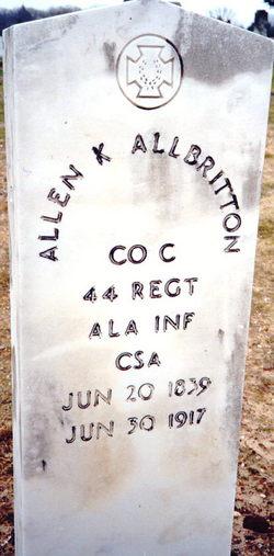 Allen Kendrick Albritton
