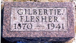 Gilbertie Myrtle <I>Lincoln</I> Flesher