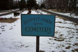 Summit Park Cemetery