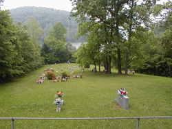 Flat Hollow Cemetery