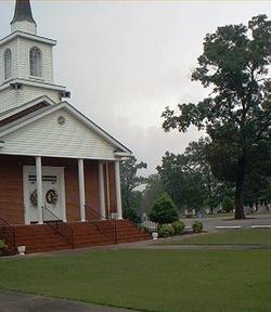 Oak Grove Original FWB Church Cemetery