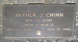 Arthur J Chinn