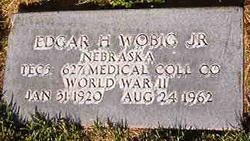 Edgar Herman Wobig, Jr