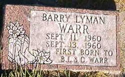 Barry Lyman Warr