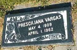 Presciliana Vargas
