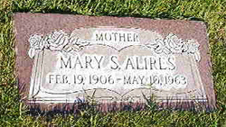 Mary Severa <I>Maestas</I> Alires