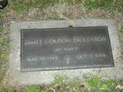 James Gordon Dickenson