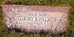 Tommy K Palmer