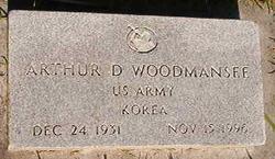 Arthur Dent Woodmansee, III