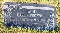 Karl Richard Probert