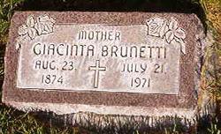 Giacinta Porfilio Brunetti