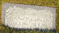 Ralph Leslie Daly