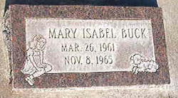 Mary Isabel Buck