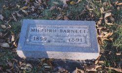 Milford Barnett