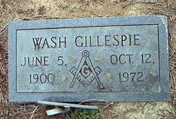 Wash Gillespie