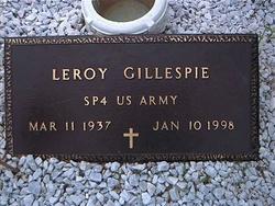 Leroy Gillespie