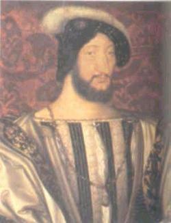"""François Ier """"François au Grand Nez"""" de Valois Angoulême"""