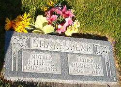 Robert Burton Shakespear