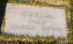 Roy T Dille