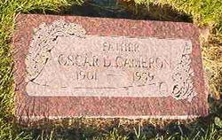 Oscar Donald Cameron