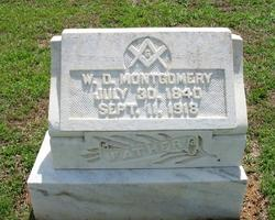 William Davis Montgomery
