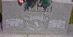 Eldon A. Allen