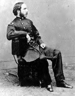 Maj Henry Rathbone