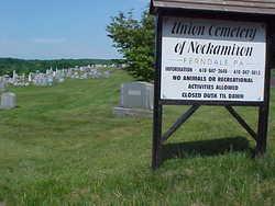 Nockamixon Union Cemetery