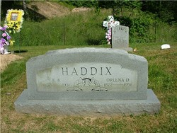 William Washington Haddix