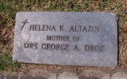 Helena K Altazin