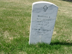 Marsha Eve <I>Sapp</I> Beu