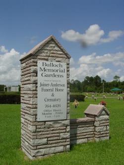 Bulloch Memorial Gardens