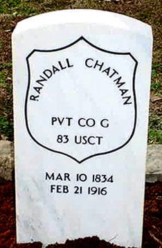 Pvt Randall Chatman