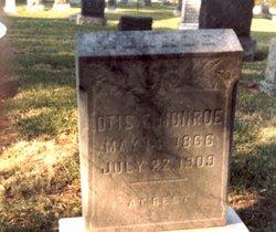 Otis Elmer Monroe