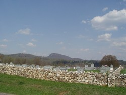 Buffalo Mountain Presbyterian Church Cemetery
