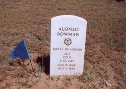 Alonzo Bowman