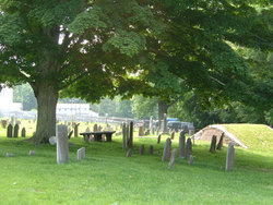 Colchester Burying Ground