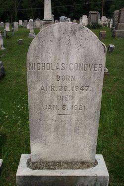 Nicholas Conover